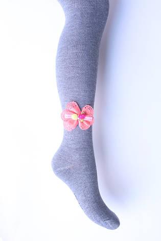 Колготки на девочку с бантиком 92/164 «Малыш» Арт. C0832, фото 2