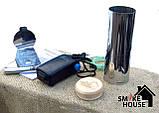 Дымогенератор холодного копчения Smoke 1.0 Нержавейка, фото 4