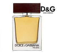 Dolce & Gabbana The One men Дольче Габбана зэ Ван мэн мужской тестер 100мл