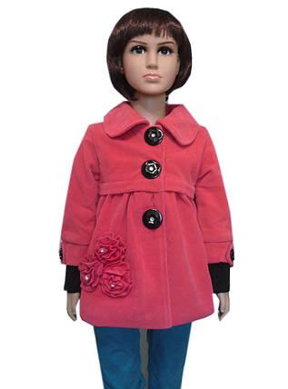 Детское пальто Роза, фото 2