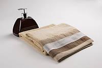 Мягкое хлопковое полотенце 50x90 см Сиера