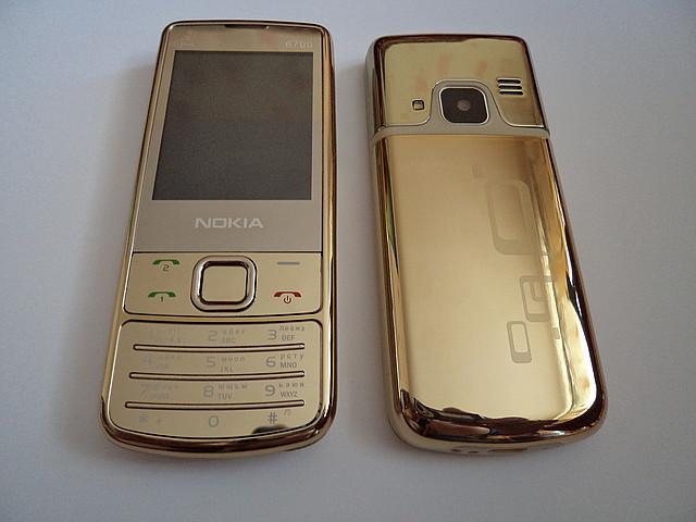 3fa786adec2e1 Nokia 6700 GOLD (Hope) 2 sim, металл, цена 825 грн., купить в ...