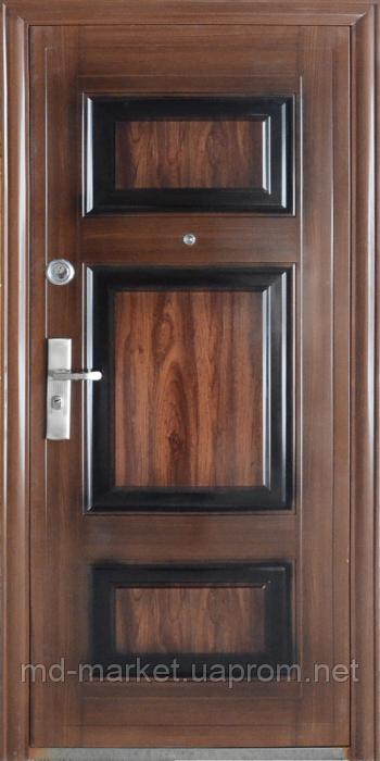 Входная металлическая дверь Двери Оптом TP-C 29 глянец (лак) 860 - Первый Дверной в Днепре