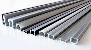 Профиль алюминиевый для светодиодных лент