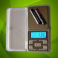 🔥✅ Карманные ювелирные весы 0,01 - 200 гр Pocket scale MH-200, Портативные, электронные 200гр, фото 2