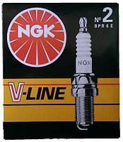 Свечи зажигания NGK V-LINE 2 (BPR6ES)