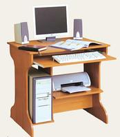 Стол компьютерный Альфа 800  /  Стіл комп'ютерний Альфа 800