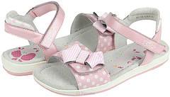Дитячі босоніжки для дівчаток (рр. з 30 по 38)