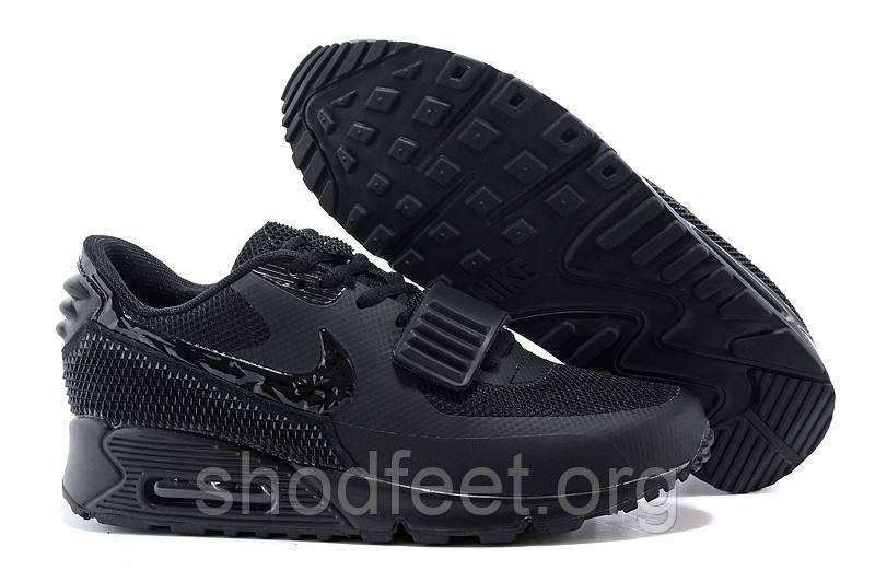 Мужские кроссовки Nike Air Yeezy 2 sp Max 90 Black
