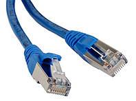 ЮТП-кабель сетевой, RJ45, Cat.5e, 5m, cиний