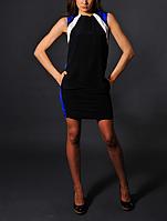 Синее платье - Gucci