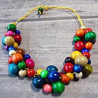 Бусі Калина (кольорова)