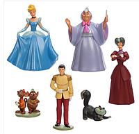Персонажи Золушка / Cinderella Figure Play Set