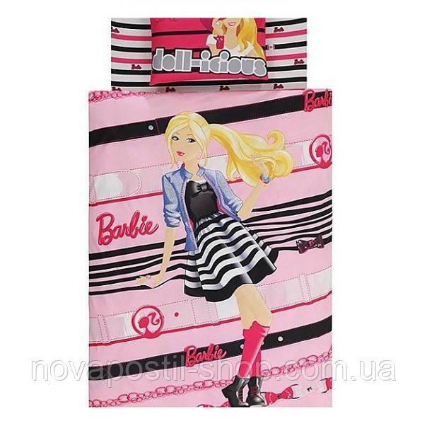 Комплект постельного белья TAC Barbie Dollicious