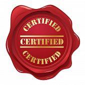 есть сертификация