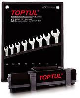 Набор ключей комбинированных Toptul GPAX1401 14 шт