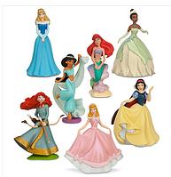Персонажи Принцессы 1 / Disney Princess Figure Play Set 1