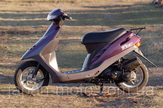 Мопед Хонда Дио 27 (коричневый) 49 см.куб.