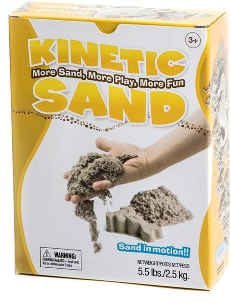 Кинетический песок 2,5 кг Waba Fun