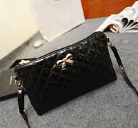 Недорогая женская сумочка. Женский клатч. Качественная лаковая сумка. СК300