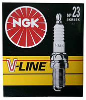 Свечи зажигания NGK V-LINE 23 (BKR5EK)
