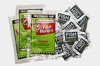 Активатор клева рыбы fishhungry (голодная рыба) прикормка