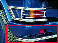 Защита задняя Mercedes G-класс W463