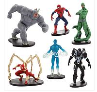 Игровой набор Спайдермен /Ultimate Spider-Man Figure Play Set