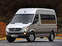 Брызговики оригинальные WAG Mercedes Sprinter 2006- Германия комплект 4-шт.