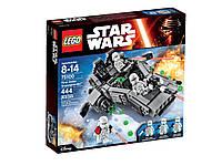 Лего Звездные войны 75100 снежный спидер LEGO Star Wars First Order Snowspeeder 75100 Building Kit