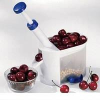 Прибор для удаления косточек из вишни, выдавливатель косточек Schtaiger, фото 1