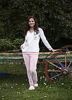 Жіноча велюрова піжама HAYS 5120