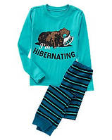 Пижама детская для мальчика Crazy8, США (размер: 8):