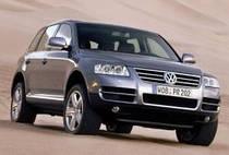 VW Touareg 2002-2007