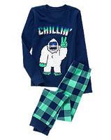 Пижама детская для мальчика Crazy8, США (размер: 7,8):