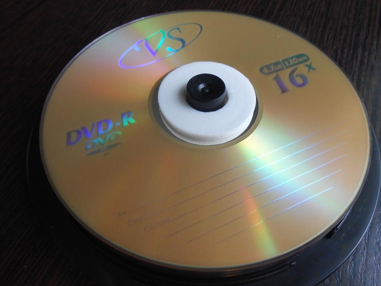DVD  -+R  Vs 16x (10 шт)