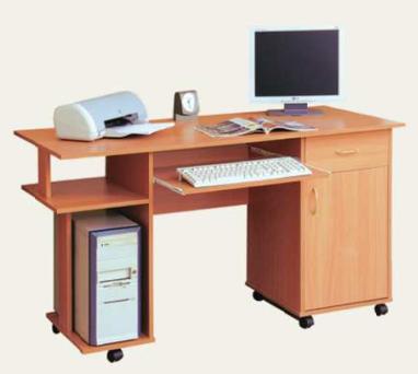 Стол компьютерный СК-140 Сокме