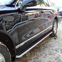 Подножки  VW Touareg 2010+