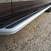 Подножки  VW Touareg 2010+, фото 4