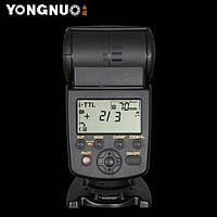 Автоматическая накамерная фотовспышка Yongnuo YN-568EX для Nikon вспышка YN568