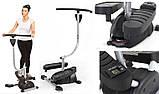 Тренажер для похудения Cardio Twister, Кардио Твистер - степпер тренажер, фото 5