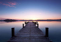 Флизелиновые фотообои Пирс на восходе солнца Код: 953