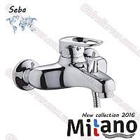 Смеситель для ванной Seba ML-900S Euro.