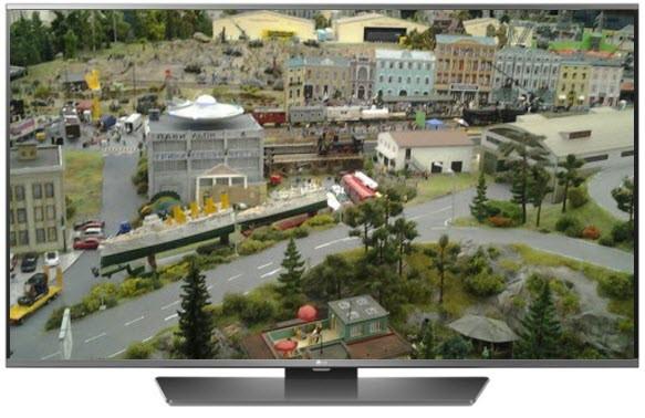 Телевизор LG 32LF634V (450Гц, Full HD, Smart, Wi-Fi, DVB-T2/S2)