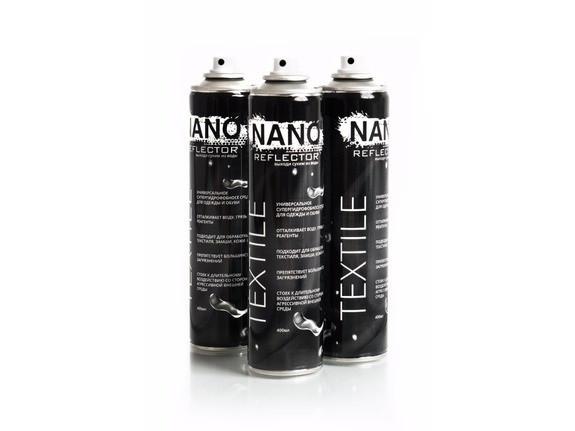 Заказать Nano Reflector Textile - защиту от дождя для одежды