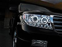 Передние фары тюнинг Toyota Land Cruiser 200 2008+