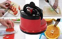 Мини-точилка с вакуумным креплением для ножей Гинза Микро Шарпенер