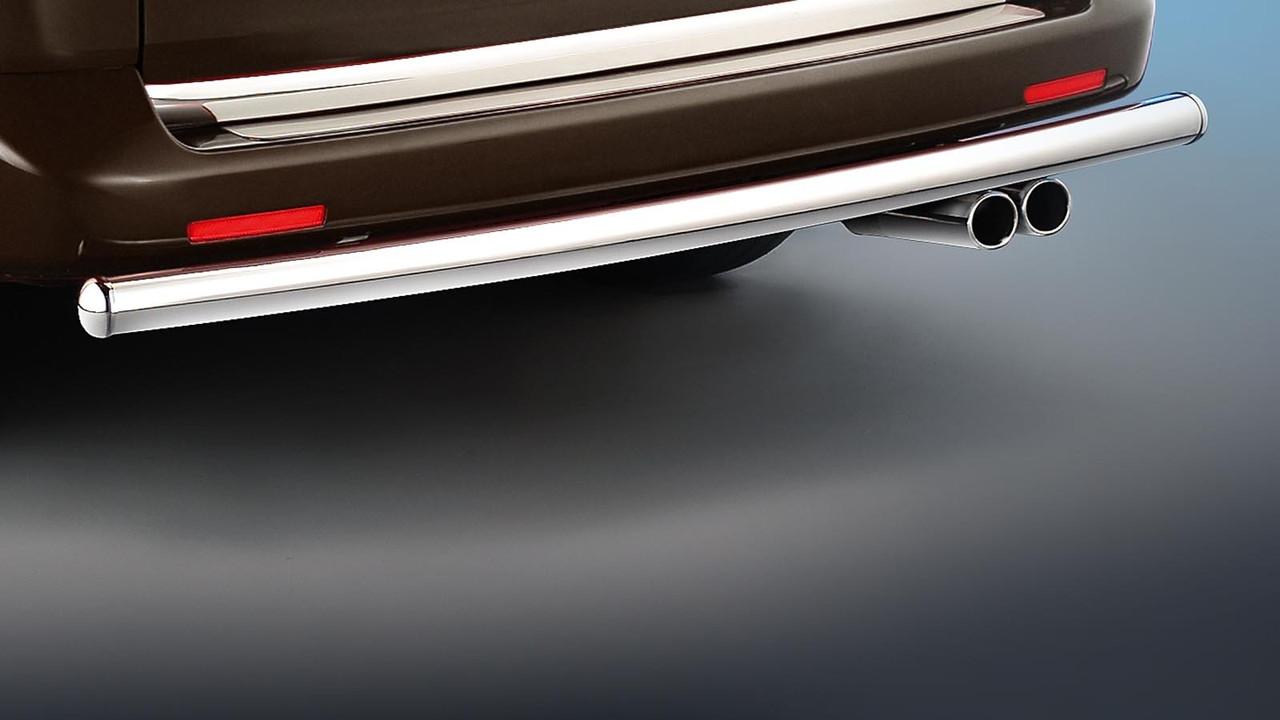 Защита задняя  VW T6 2015 +