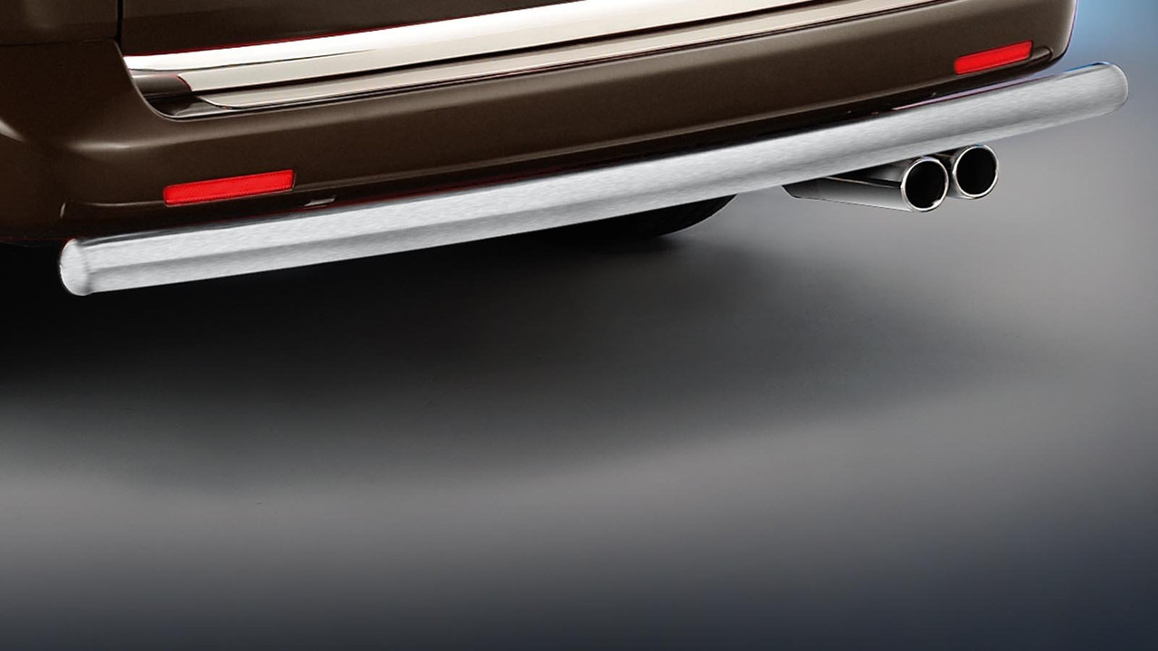 Защита задняя  VW T5 2003-2015