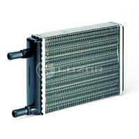 Радиатор отопителя (печки) Газель Соболь до 2003г алюминий 16мм (пр-во LUZAR),LRh 0302